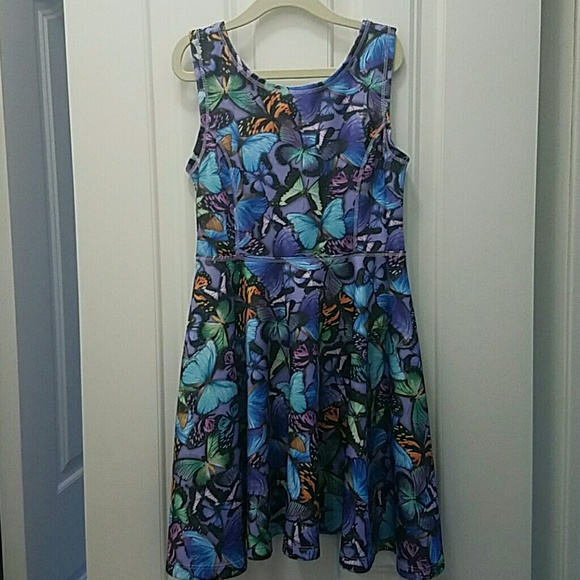 Children's Place Other - Children's Place Butterfly Print Dress for Girls